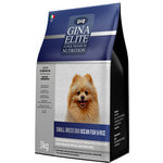 Gina Elite Small Breed Dog Ocean Fish & Rice (Италия)