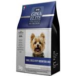 Gina Elite Small Breed Puppy Ocean Fish & Rice (Италия)