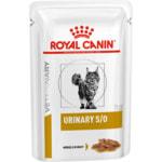 Влажный корм Royal canin URINARY S/O (соус) пауч