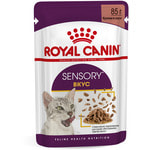 Влажный корм Royal canin Sensory вкус (в соусе)