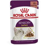 Влажный корм Royal canin Sensory запах (в соусе)