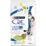 Сухой корм Cat chow 3в1