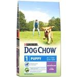 Сухой корм Dog Chow Puppy (ягненок)