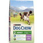 Сухой корм Dog Chow Adult (ягненок)