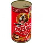 Влажный корм Консервы для собак с мясом и печенью