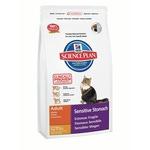 Сухой корм HSP Feline Adult Sensitive Stomach Chicken with Egg & Rice (курица, яйцо и рис)