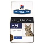 Сухой корм Hill's Prescription Diet z/d Food Sensitivities Feline