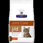 Сухой корм Hill's Prescription Diet j/d Joint Care Feline