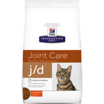 Сухой корм Hill's Prescription Diet j/d Joint Care Feline