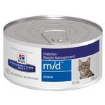 Консерва Hill's Prescription Diet m/d Diabetes/Weight Management Feline