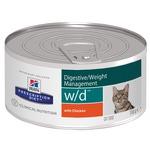 Консерва Hill's Prescription Diet w/d Digestive/Weight Management Feline