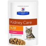 Влажный корм Hill's Prescription Diet k/d Kidney Care Feline (лосось)