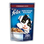 Felix с печенью в желе