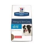 Сухой корм Hill's Prescription Diet d/d Food Sensitivities Canine (лосось/рис)