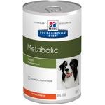 Влажный корм Hill's Prescription Diet Metabolic Weight Management Canine