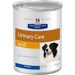 Влажный корм Hill's Prescription Diet s/d Urinary Care Canine