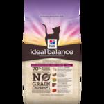 Сухой корм Hill's Ideal Balance No Grain (курица, картофель)