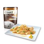 Влажный корм A la Carte С ИНДЕЙКОЙ и гарниром a la Ratatouille*, зеленым горошком и морковью