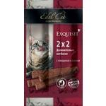Лакомства Edel Cat С говядиной и салями