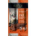 Лакомство Edel Cat С телятиной и ливерной колбасой