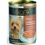 Влажный корм Edel Dog Индейка и печень