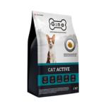 Сухой корм Gina Cat Active