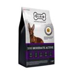 Сухой корм Gina Dog Moderate Active
