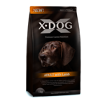 Сухой корм X-DOG Adult with lamb