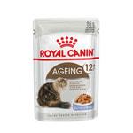 Влажный корм Royal canin AGEING +12 (В ЖЕЛЕ)