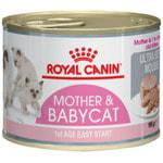 Влажный корм Royal canin MOTHER&BABYCAT (мусс)