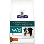 Сухой корм Hill's Prescription Diet w/d Digestive/Weight Management Canine