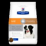 Сухой корм Hill's Prescription Diet k/d + Mobility Kidney+Joint Care Canine