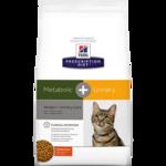 Сухой корм Hill's Prescription Diet Metabolic + Urinary Feline