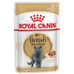 Влажный корм Royal canin BRITISH SHORTHAIR ADULT (В СОУСЕ)