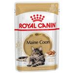 Влажный корм Royal canin MAINE COON ADULT (В СОУСЕ)