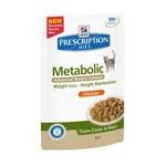 Влажный корм HPD Metabolic Feline