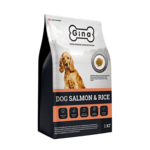 Сухой корм Gina Dog Salmon & Rice Denmark