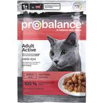 Влажный корм ProBalance Active