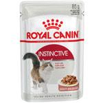 Влажный корм Royal canin INSTINCTIVE (соусе)