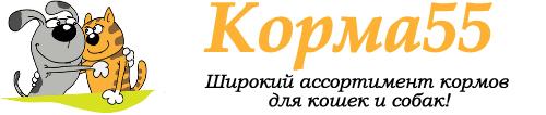 Korma55.ru - корма для кошек и собак
