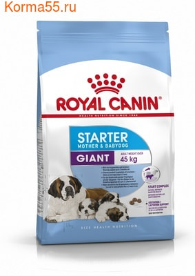 Сухой корм Royal canin GIANT STARTER MOTHER & BABYDOG