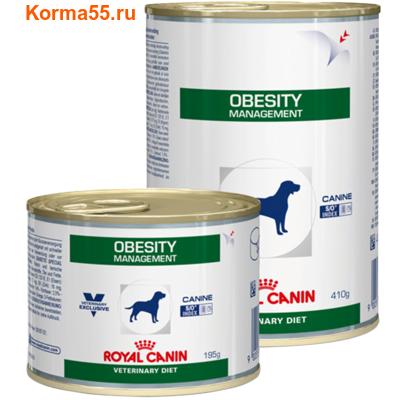 Влажный корм Obesitiy Management банка