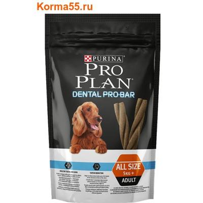 Лакомства Pro Plan Dental Pro Bar