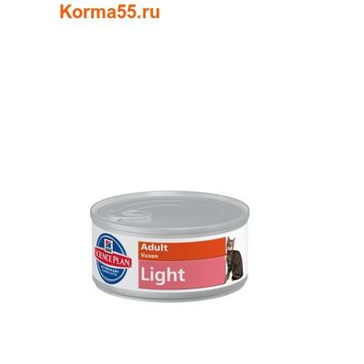 Влажный корм SP Feline Adult Light