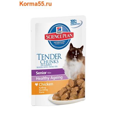 Влажный корм SP Feline MA11+ Chicken
