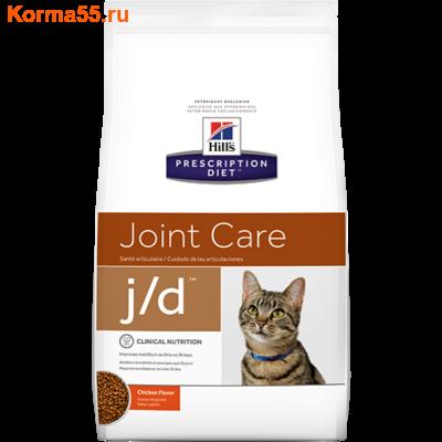 Сухой корм HPD j/d Joint Care Feline