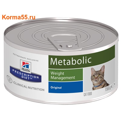 Консерва Hill's Prescription Diet Metabolic Weight Management Feline