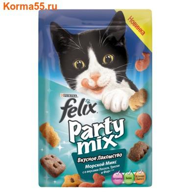 Felix Party Mix морской микс