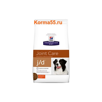 Сухой корм Hill's Prescription Diet j/d Joint Care Canine