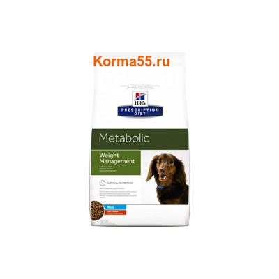 Сухой корм HPD Metabolic Weight Management Mini